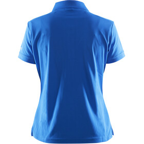 Craft W's Classic Pique sweden blue
